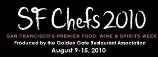 SF Chefs 2010